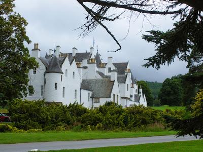 Blair Castle, Perthshire, Scotland, Escòcia, Regne Unit, United Kingdom