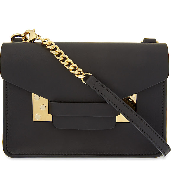 sophie hulme nano mini bag, sophie hulme crossbody bag,