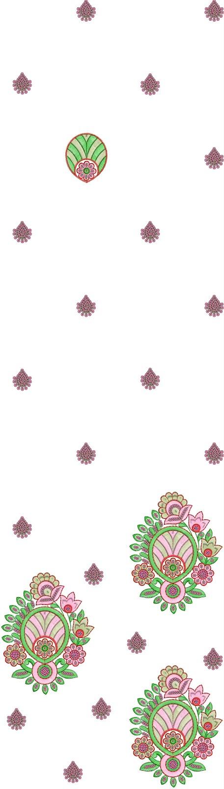 Embdesigntube Tasmiyah Designer Party Dresses Embroidery