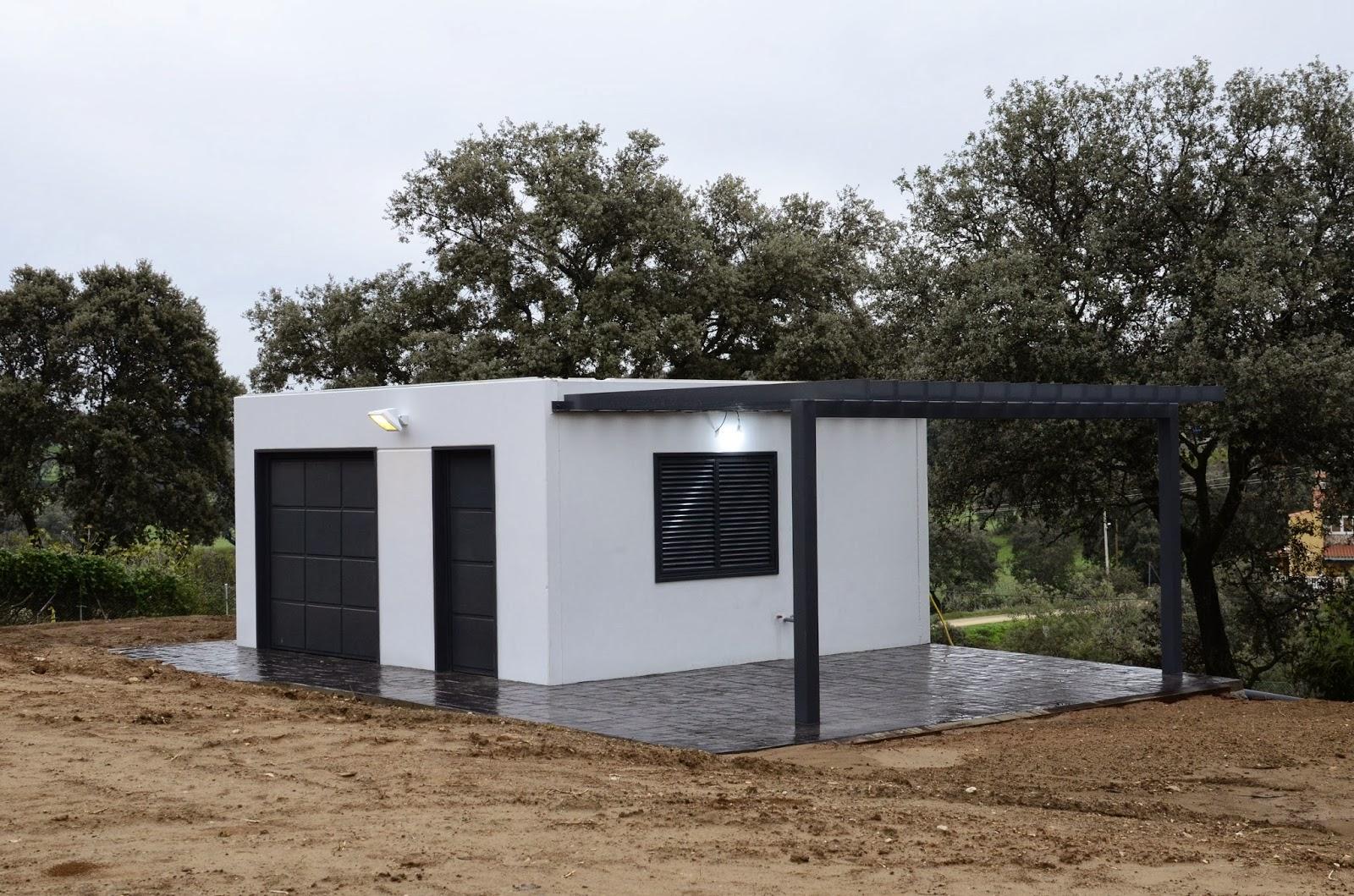 Casas prefabricadas madera casas prefabricadas en salamanca - Casas prefabricadas de hormigon baratas ...
