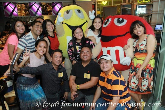 Catch M&M's Characters in Manila and Have a Chance to Win Exciting Prizes!