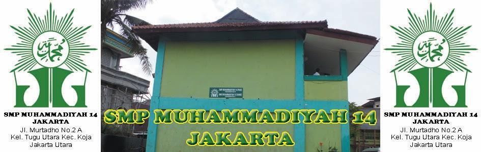 SMP MUHAMMADIYAH 14 JAKARTA