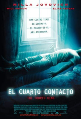 El Cuarto Contacto (The Fourth Kind)(2009)