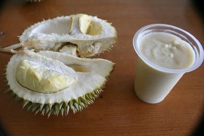 Manfaat jus durian jika dikonsumsi secara benar
