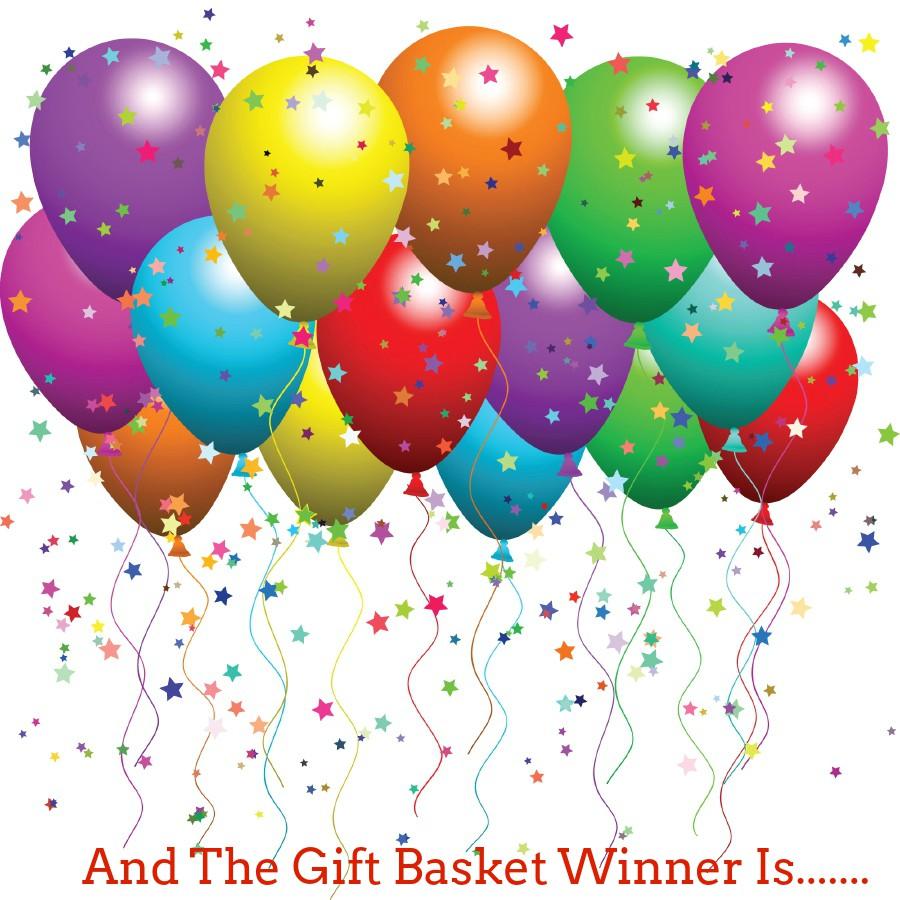 Congratulations 2017 Gift Basket Winners!