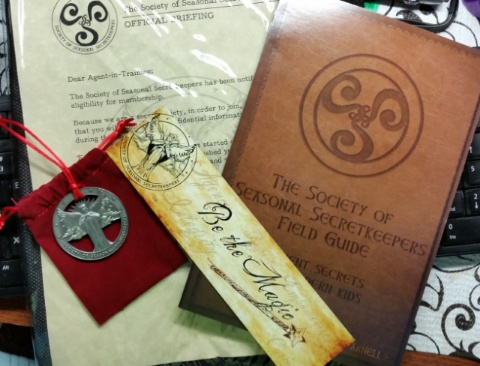 SOCIETY OF SEASONAL SECRETKEEPERS KIT