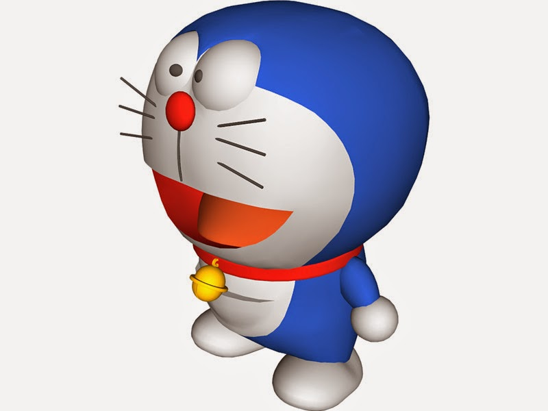 Kumpulan Gambar Doraemon 3d Gambar Lucu Terbaru Cartoon Animation