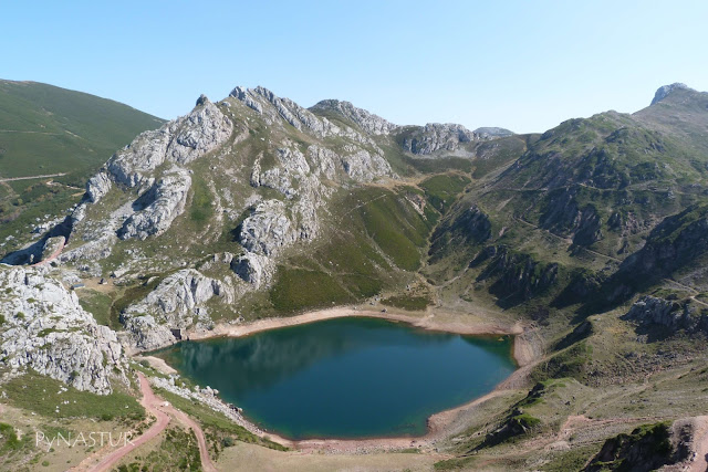 Saliencia Lakes Natural Park And Biosphere Reserve Spain