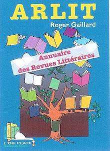 L'annuaire des revues littéraires version 2010 est arrivé !