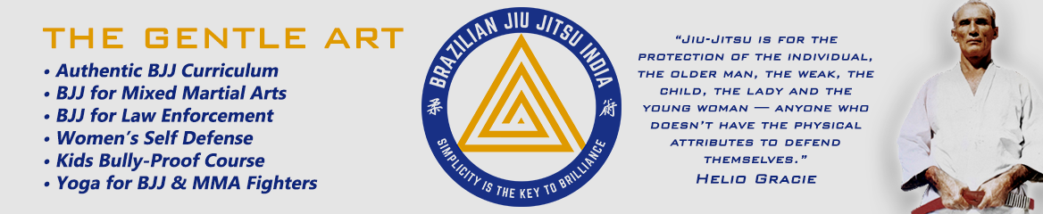 Brazilian Jiu Jitsu India