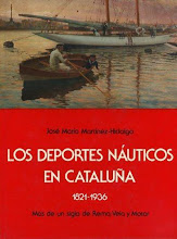 Los deportes nuticos en Catalua (1821-1936)