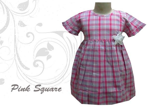 Baju Anak Perempuan SQUARE SERIES