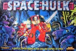 Portada de la segunda edición de Space Hulk