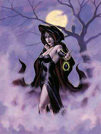Salem Morgana