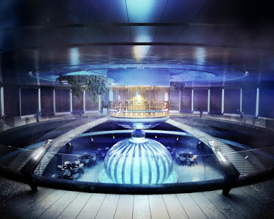 Dubai Hotels Under Water