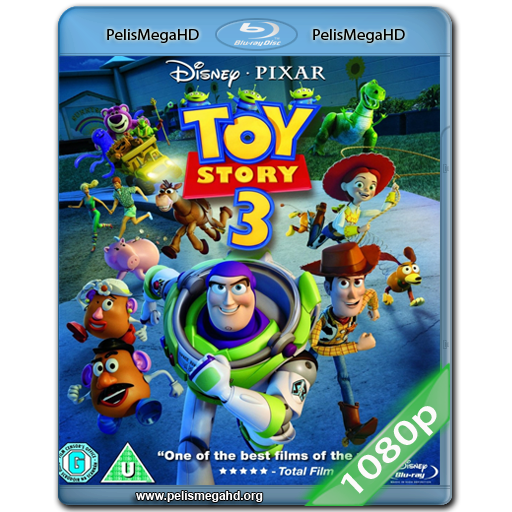 TOY STORY 3 (2010) FULL 1080P HD MKV ESPAÑOL LATINO