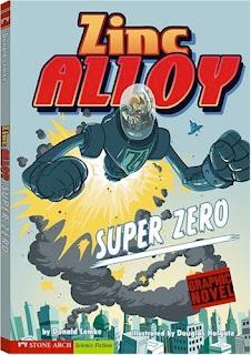 bookcover of Super Zero by Lemke