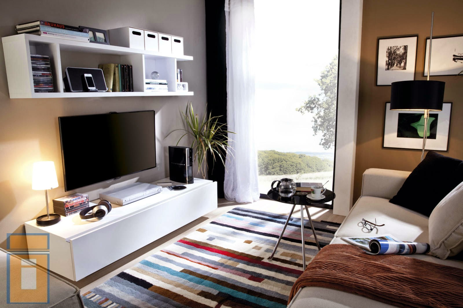 Armimobel muebles con vida comedores modulares hazlo - Muebles de salon para pequenos espacios ...