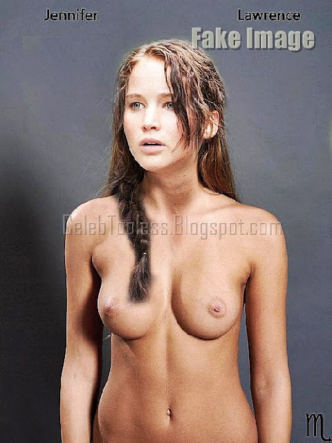 Jennifer Lawrence Hot Nude
