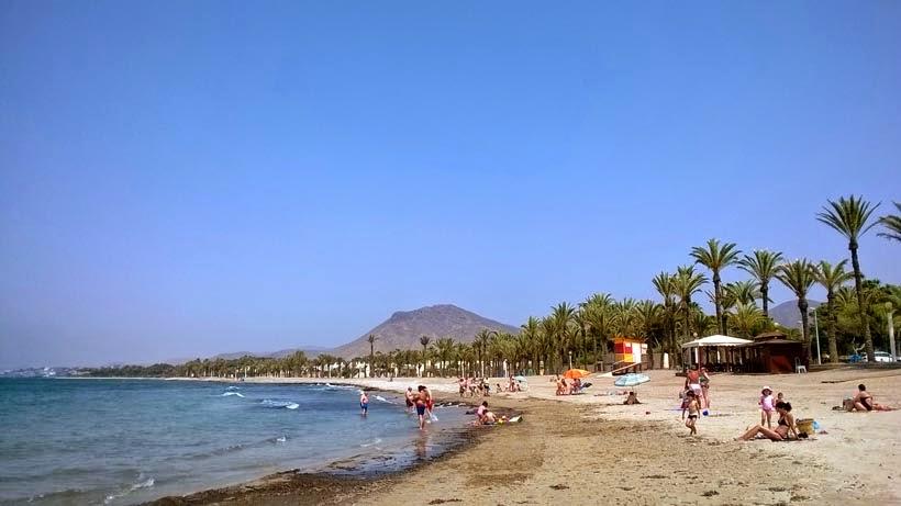 Playa de La Azohía