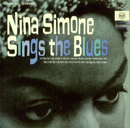 Ce que vous écoutez là tout de suite Nina+Simone+sings+the+blues