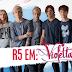 Disney Channel publica imagens inéditas da banda R5 em Violetta!
