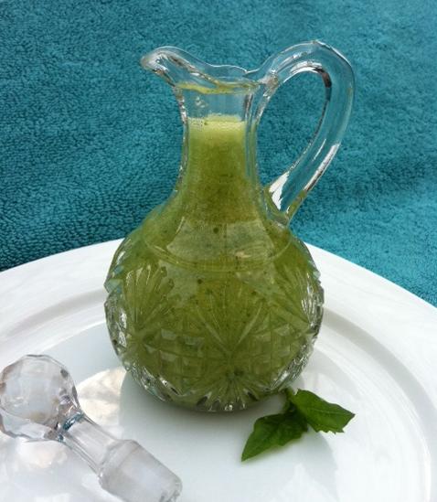 ... and Sweet Corn Salad with Basil Vinaigrette | The Café Sucre Farine