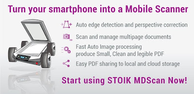 MDScan - Mobile Doc Scanner Android App Full Version