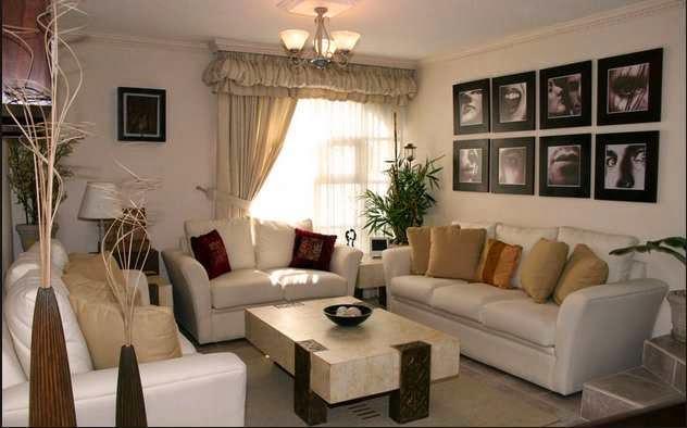 Desain ruang keluarga minimalis 7