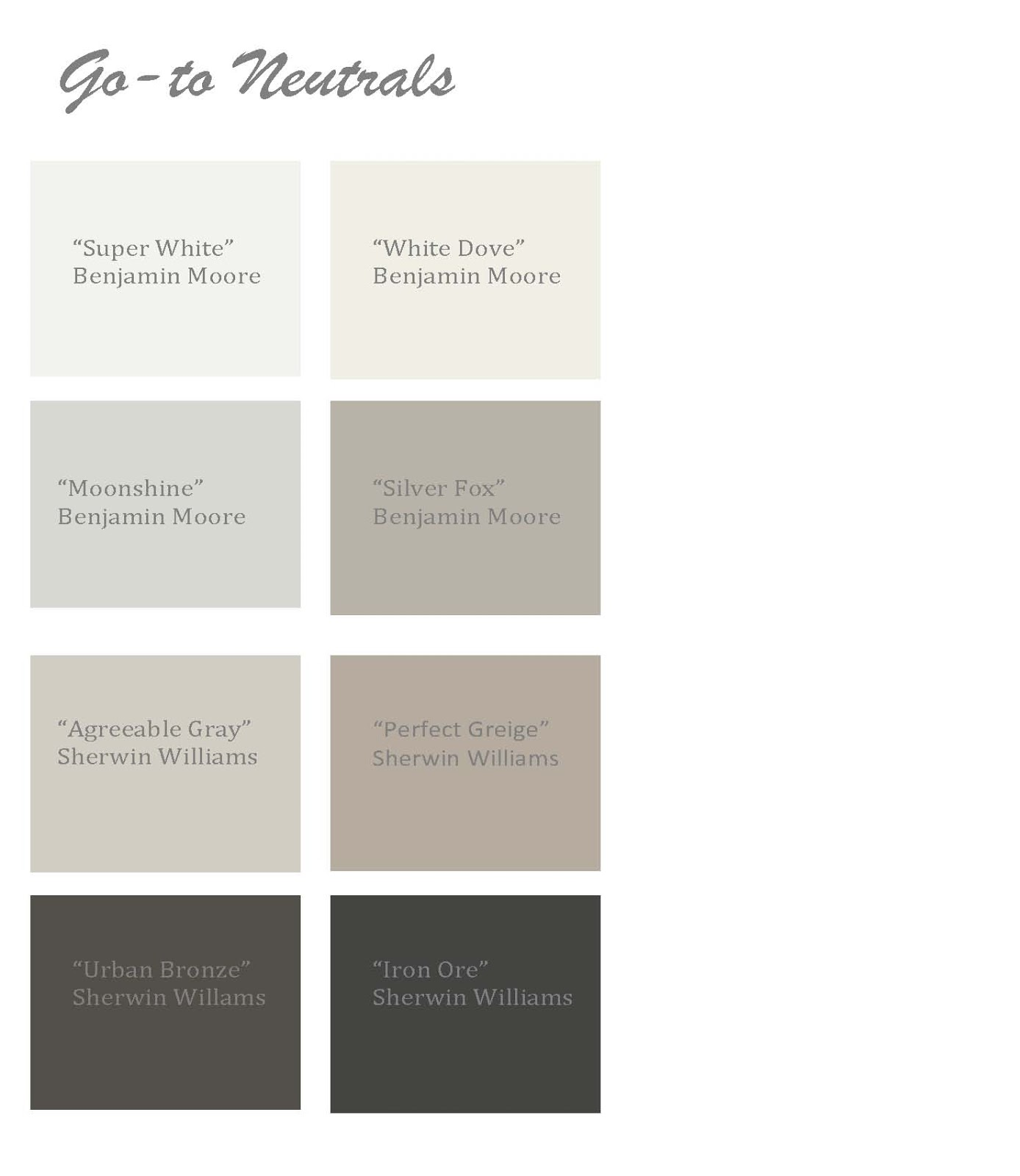 Neutral paint ideas neutral paint neutral interior paint for New neutral paint colors