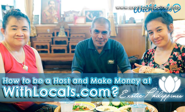 How to be a Host and Make Money at WithLocals