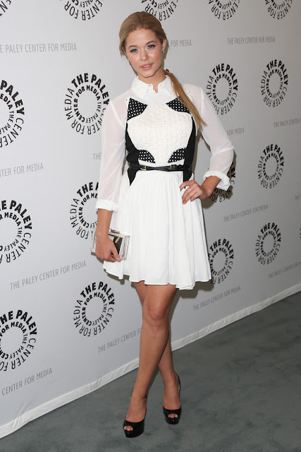 "Sasha Pieterse The Paley Center For Media Presents ""Pretty Little Liars"