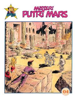 Arad dan Maya - Misteri Putri Mars