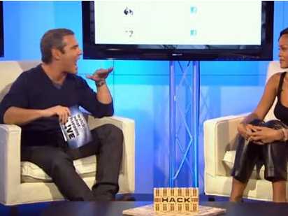 Rihanna Interview With Andy Cohen