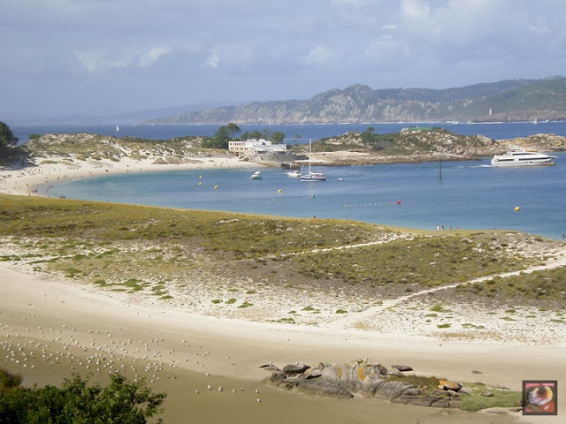 Islas Cíes, Vigo, Pontevedra