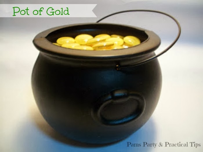 How to Make a Pot of Gold for St. Patrick's Day