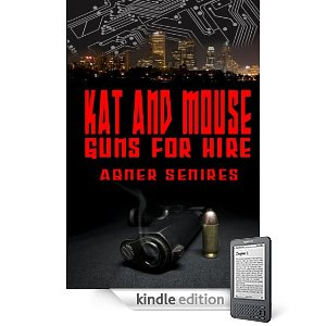 Interview with :   Abner Senires, Author of Kat and Mouse, Guns for Hire