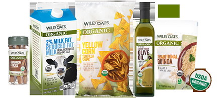 wild oats organic products