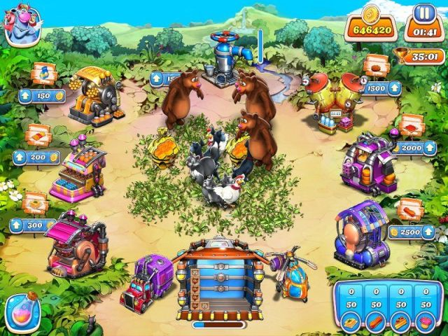 Farm Frenzy Hurricane Season Free Download