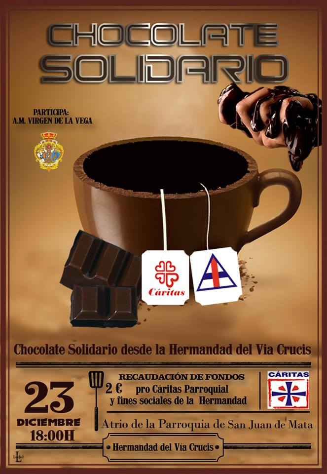 CHOCOLATE SOLIDARIO