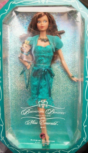 Barbie Birthstone Beauties: May