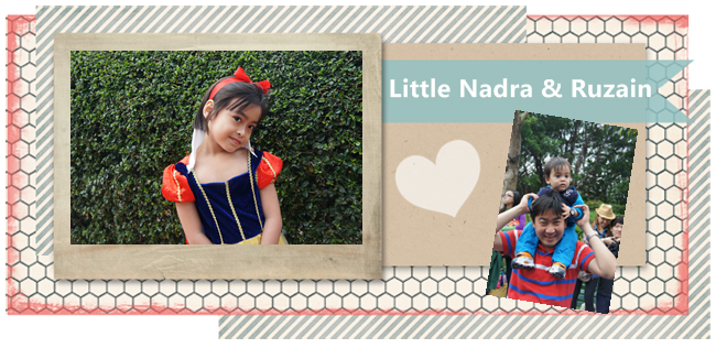 My Little Nadra and Ruzain