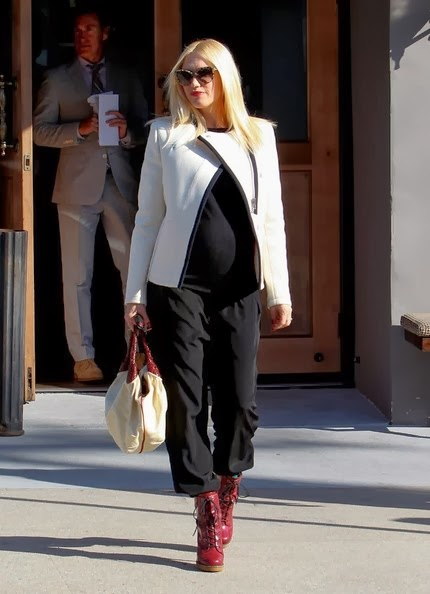 Jeimy 39 S Fashion Love Affair Monday Celebrity Maternity Style Crush