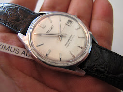 SOLD SEIKOMATIC R DIASCHOCK 30 JEWELS - AUTOMATIC 8305 8010