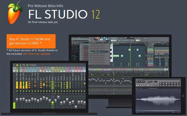 Download FL Studio 12 Producer Edition