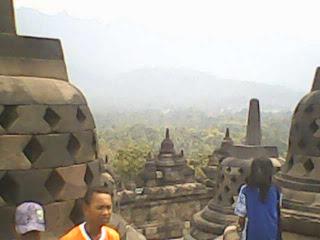 Foto-Foto di Candi Borobudur
