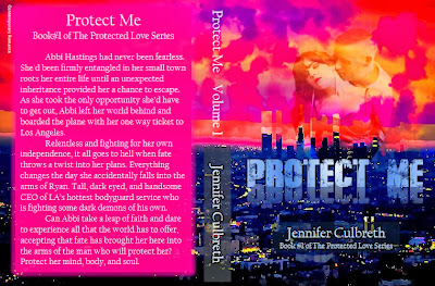 New Cover Reveal: Protect Me