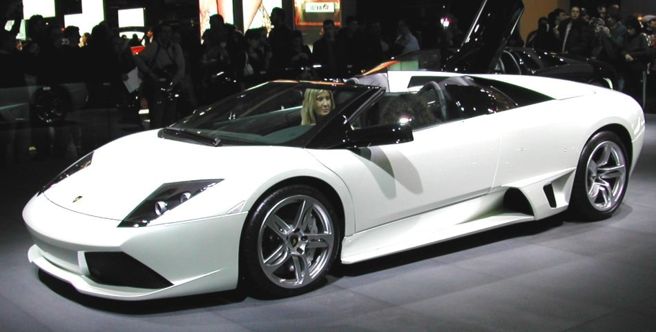 Lamborghini Murcielago Lp640 Roadster Wallpaper
