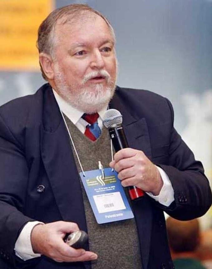 Cientista Luiz Carlos Molion diz que não existe aquecimento global