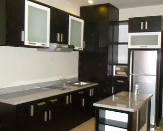Desain Interior Dapur 2 | Desain Dapur Minimalis Modern Idaman